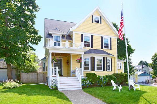 22 Chilton Rd, Boston, MA 02132 (MLS #72696778) :: Berkshire Hathaway HomeServices Warren Residential
