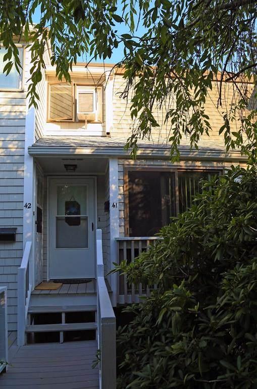 18 Atlantic Rd #41, Gloucester, MA 01930 (MLS #72697304) :: Berkshire Hathaway HomeServices Warren Residential