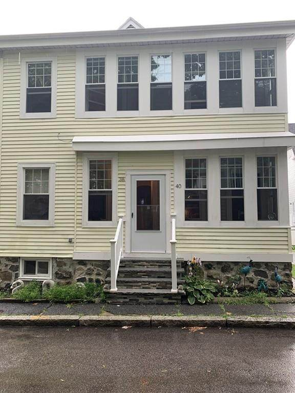 38-40 Howie St, Melrose, MA 02176 (MLS #72698570) :: Berkshire Hathaway HomeServices Warren Residential