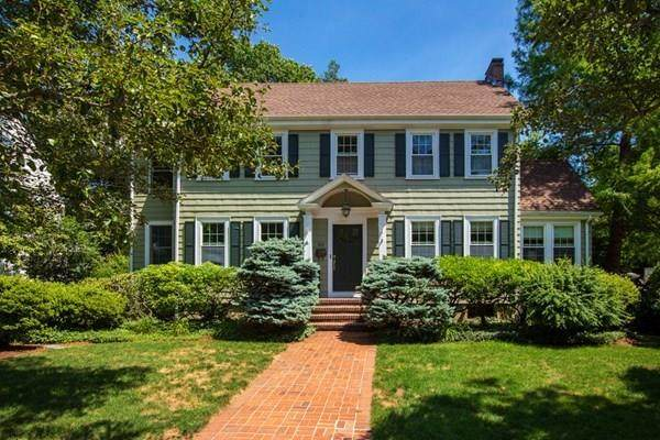 65 Greenlawn Ave, Newton, MA 02459 (MLS #72700011) :: EXIT Cape Realty