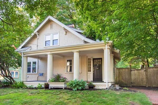 266 Clark Rd, Brookline, MA 02445 (MLS #72701269) :: Berkshire Hathaway HomeServices Warren Residential