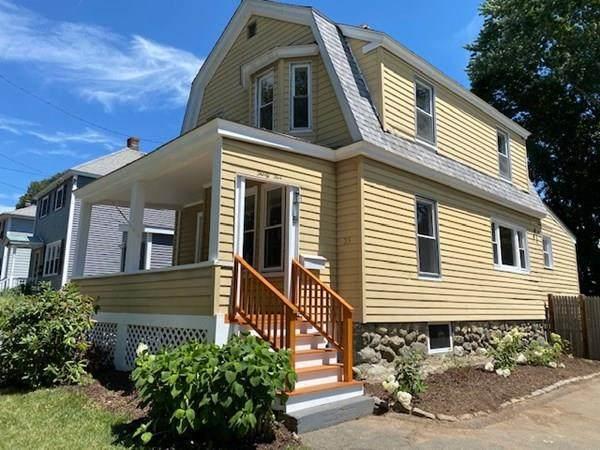 35 Wilmot, Watertown, MA 02472 (MLS #72701573) :: Berkshire Hathaway HomeServices Warren Residential