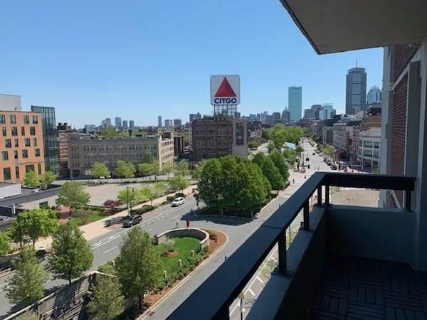 566 Commonwealth Avenue #703, Boston, MA 02215 (MLS #72702496) :: Berkshire Hathaway HomeServices Warren Residential