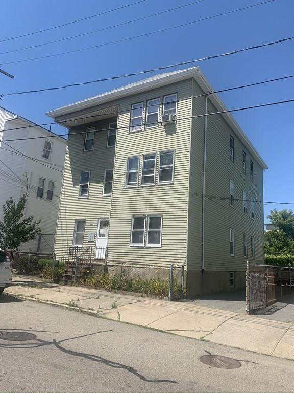 203 Sawyer St, New Bedford, MA 02746 (MLS #72702667) :: EXIT Cape Realty
