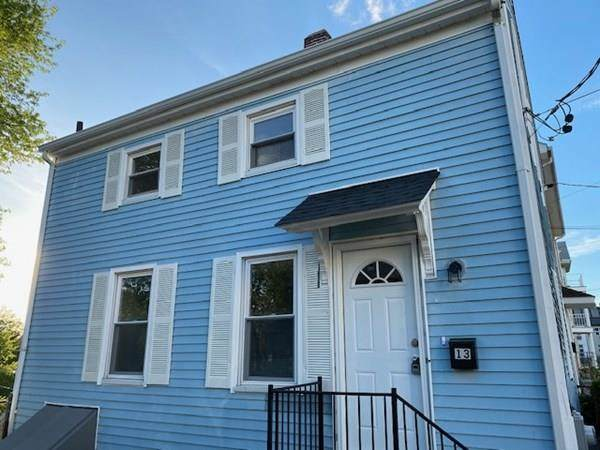13 Hurley Ave, Pawtucket, RI 02860 (MLS #72702720) :: The Gillach Group