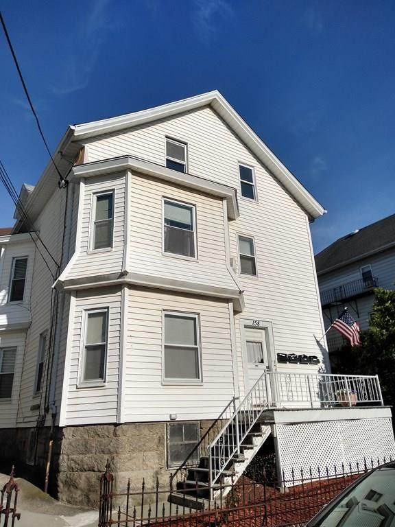 158 Forest St, Fall River, MA 02721 (MLS #72702784) :: The Gillach Group