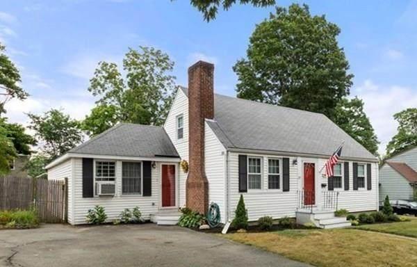 27 Lawnview Drive, Braintree, MA 02184 (MLS #72703607) :: Berkshire Hathaway HomeServices Warren Residential