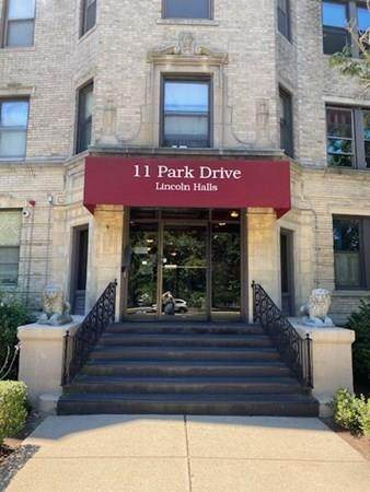 11 Park Drive #17, Boston, MA 02215 (MLS #72705411) :: Berkshire Hathaway HomeServices Warren Residential