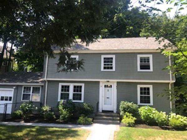 12 Lincoln St, Waltham, MA 02451 (MLS #72705435) :: Trust Realty One