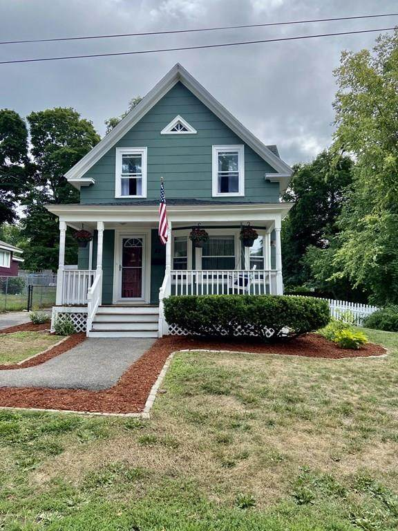 47 Jasper St, Haverhill, MA 01830 (MLS #72706216) :: EXIT Cape Realty