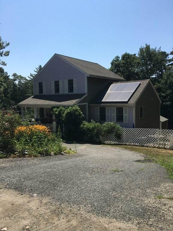 19 Pine Road, Sandwich, MA 02644 (MLS #72707411) :: Westcott Properties