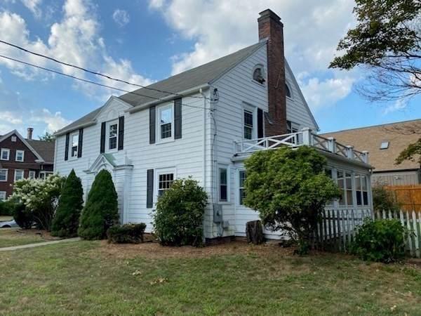 67 Chapel St, Lincoln, RI 02865 (MLS #72707650) :: Westcott Properties