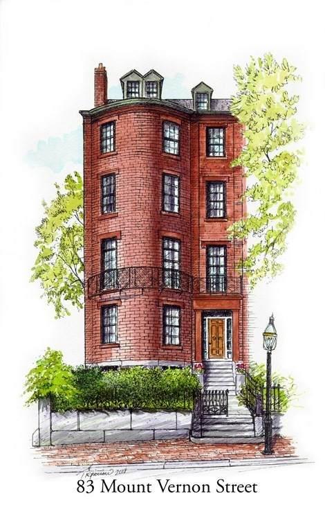 83 Mount Vernon St, Boston, MA 02108 (MLS #72707850) :: Charlesgate Realty Group