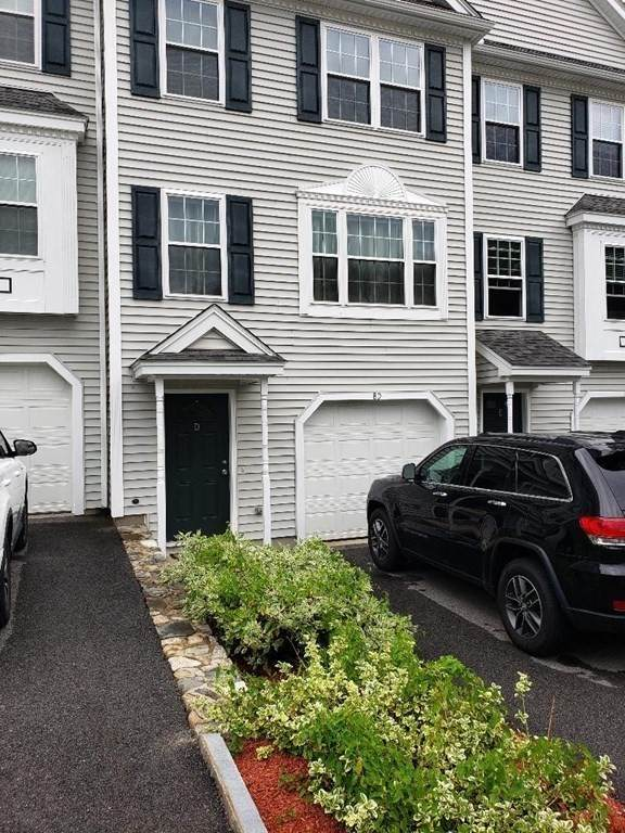 8 Bradley Dr D, Groton, MA 01450 (MLS #72708017) :: DNA Realty Group
