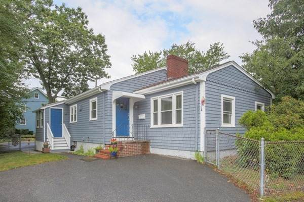 171 Grove Street, Boston, MA 02132 (MLS #72708960) :: Westcott Properties