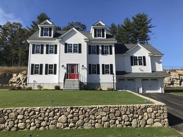 23 Fieldstone Lane, Billerica, MA 01821 (MLS #72711462) :: Parrott Realty Group