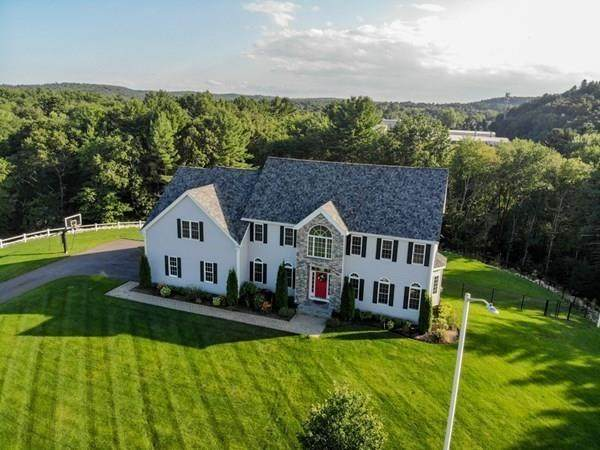 90 Slocumb Lane, Marlborough, MA 01752 (MLS #72713745) :: Team Tringali