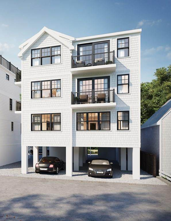 87 Glades Road #1, Scituate, MA 02066 (MLS #72717750) :: Parrott Realty Group