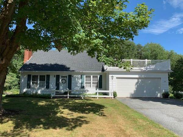 25 Terrace Drive, Thompson, CT 06277 (MLS #72720821) :: Trust Realty One
