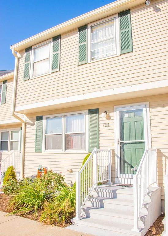 704 Ocean Meadows #704, Fairhaven, MA 02719 (MLS #72721226) :: The Duffy Home Selling Team