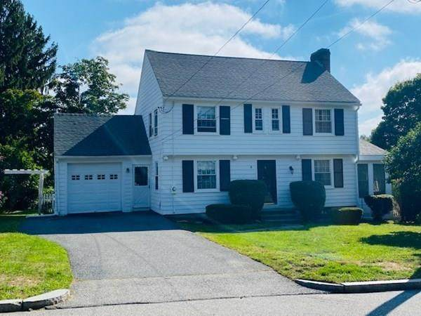 8 Sunny Hill Dr, Worcester, MA 01602 (MLS #72722806) :: The Duffy Home Selling Team