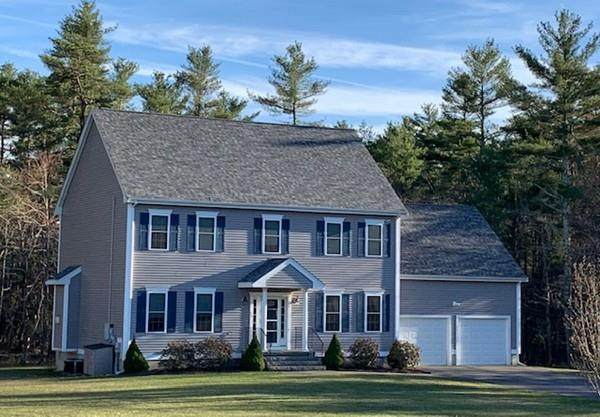 73A/13 Horse Neck Dr., Rochester, MA 02770 (MLS #72723354) :: Anytime Realty