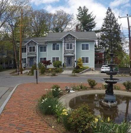 5 Forest Street #2, Newton, MA 02461 (MLS #72723425) :: Parrott Realty Group