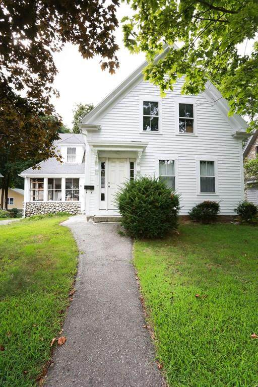77 Center Street, Easton, MA 02356 (MLS #72723539) :: DNA Realty Group
