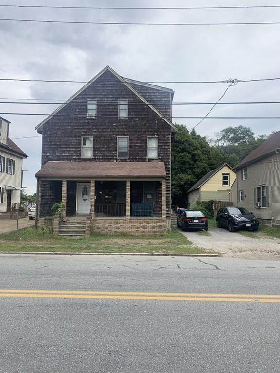 910 Belleville Ave, New Bedford, MA 02745 (MLS #72723574) :: RE/MAX Vantage