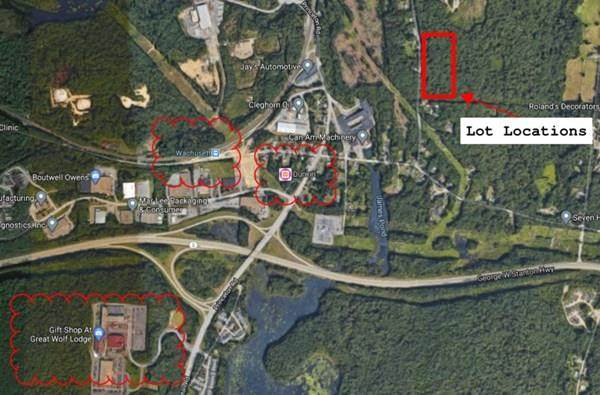 Lot 3 Franklin Rd., Fitchburg, MA 01420 (MLS #72725360) :: Kinlin Grover Real Estate