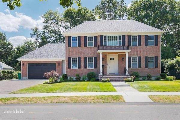 44 Byfield Rd, Newton, MA 02468 (MLS #72727057) :: Anytime Realty