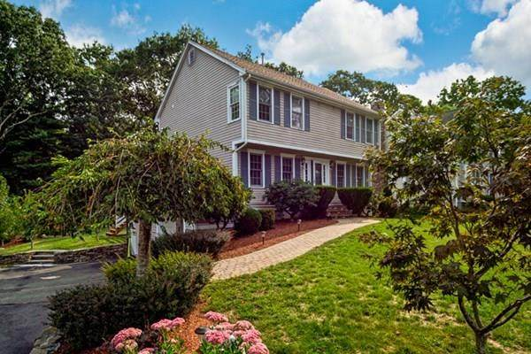 27 Kevins Way, Easton, MA 02375 (MLS #72727307) :: DNA Realty Group