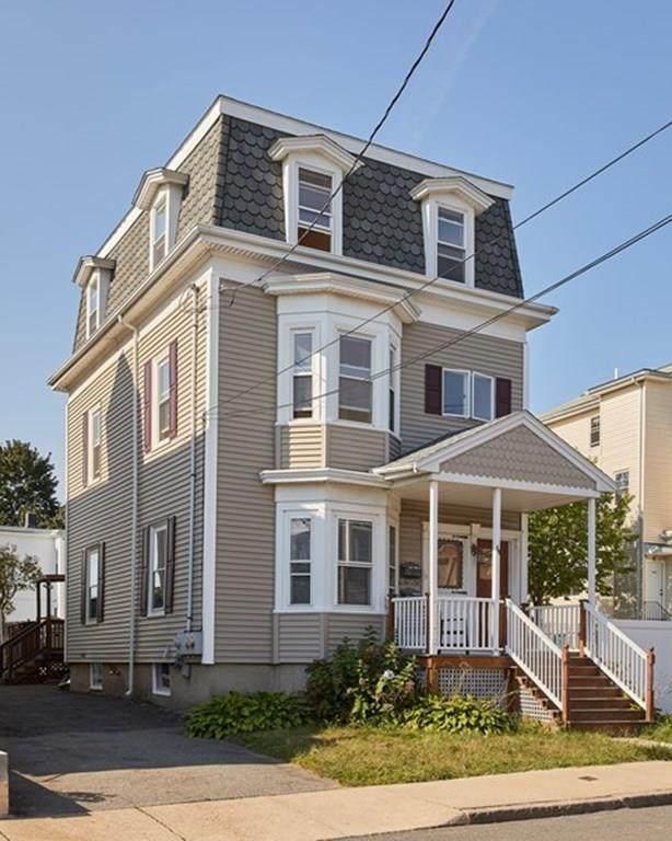 64 Bonair Street, Somerville, MA 02145 (MLS #72728812) :: Zack Harwood Real Estate | Berkshire Hathaway HomeServices Warren Residential