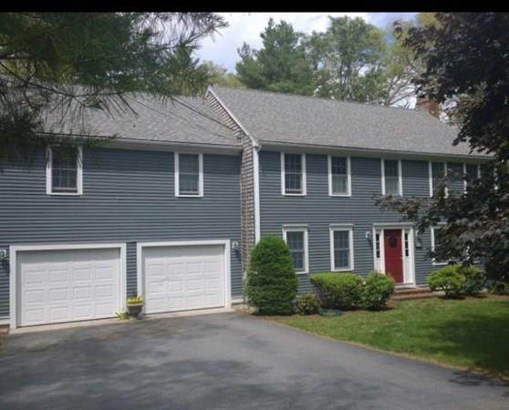 38 Dodson Way, Falmouth, MA 02536 (MLS #72729256) :: Parrott Realty Group