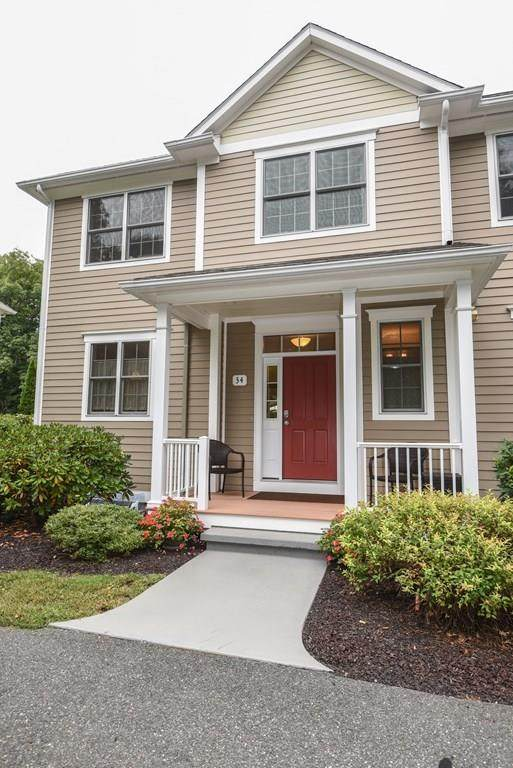 208 Pine Street #34, Amherst, MA 01002 (MLS #72729263) :: Parrott Realty Group