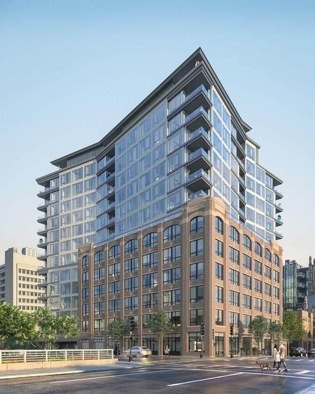 100 Shawmut Avenue #810, Boston, MA 02118 (MLS #72729795) :: Walker Residential Team