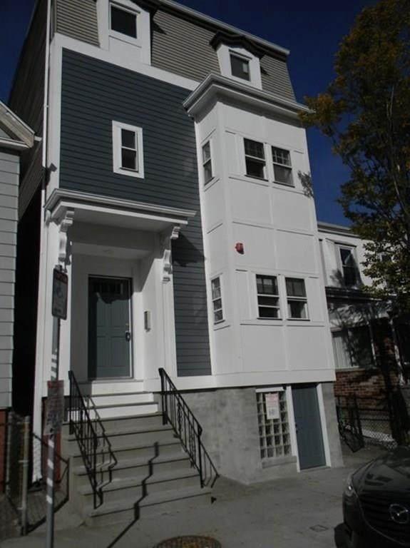 266 Lexington St #3, Boston, MA 02128 (MLS #72730017) :: Westcott Properties