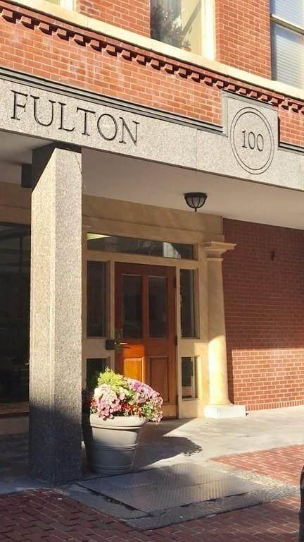 100 Fulton St 3D, Boston, MA 02109 (MLS #72730738) :: The Duffy Home Selling Team