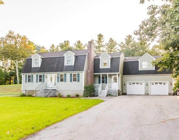 60 Kingsfield, Dracut, MA 01826 (MLS #72731607) :: Zack Harwood Real Estate | Berkshire Hathaway HomeServices Warren Residential