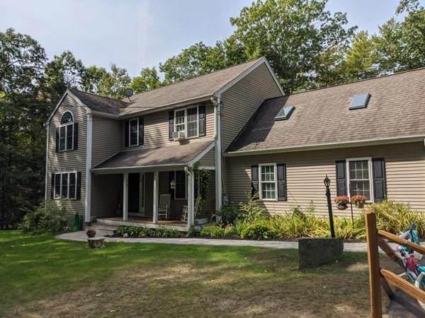 430 Walnut Hill Rd, Orange, MA 01364 (MLS #72732097) :: Berkshire Hathaway HomeServices Warren Residential
