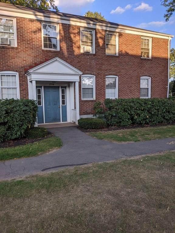1554 Memorial Avenue #2, West Springfield, MA 01089 (MLS #72732322) :: Westcott Properties