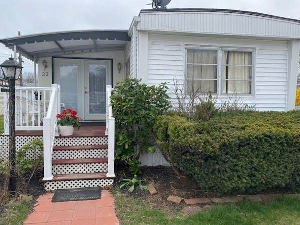 300 Washington Street North Dr 32, North Attleboro, MA 02763 (MLS #72732467) :: Westcott Properties