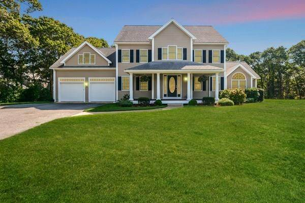 40 Noreast Drive, Bourne, MA 02562 (MLS #72732713) :: Walker Residential Team