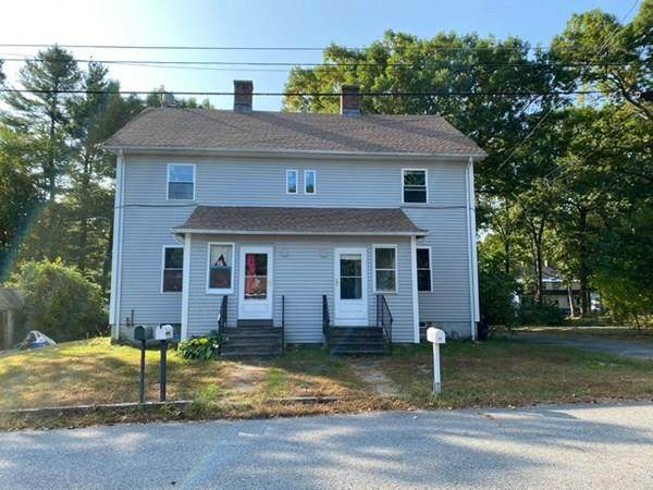 61 Chapel Street #1, Shirley, MA 01464 (MLS #72732759) :: Re/Max Patriot Realty