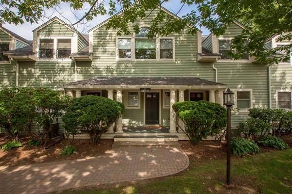 55 Eliot Street #44, Boston, MA 02130 (MLS #72732897) :: The Gillach Group