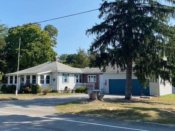 256 Tremont St, Carver, MA 02330 (MLS #72732970) :: Exit Realty