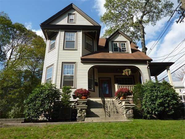 150 Hammond Street, Waltham, MA 02451 (MLS #72733002) :: Westcott Properties