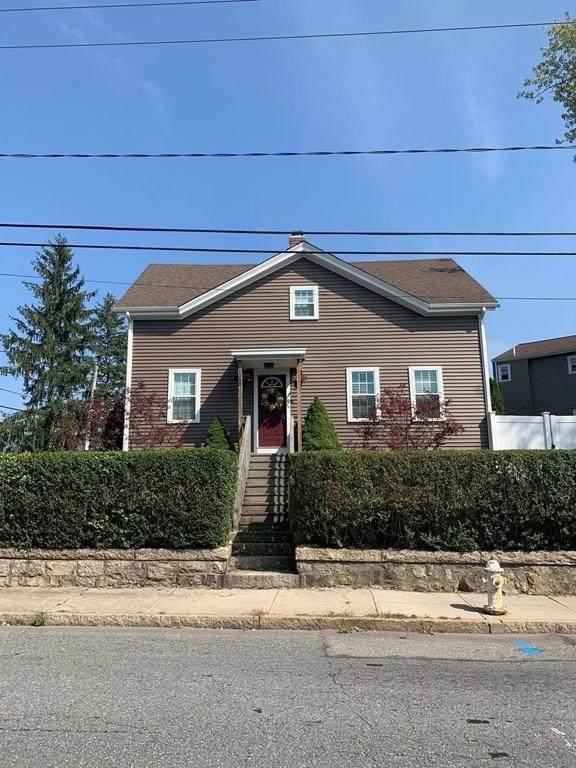 1058 County St, Fall River, MA 02723 (MLS #72733168) :: Westcott Properties