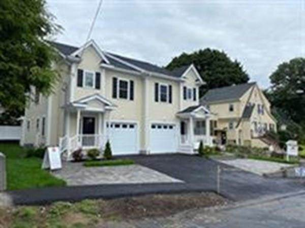21/23 Crescent Rd, Needham, MA 02494 (MLS #72733198) :: Spectrum Real Estate Consultants