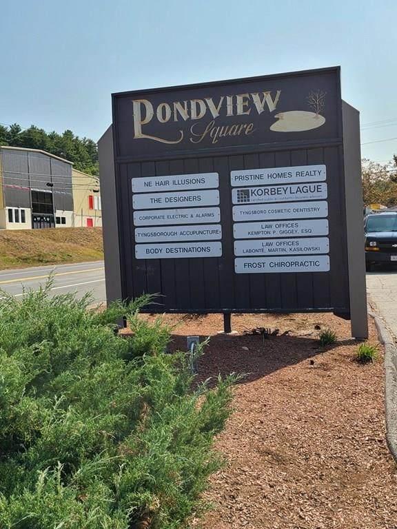 16 Pondview Place #16, Tyngsborough, MA 01879 (MLS #72733211) :: Westcott Properties